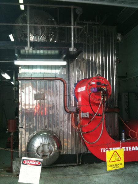 Boiler repair fiji